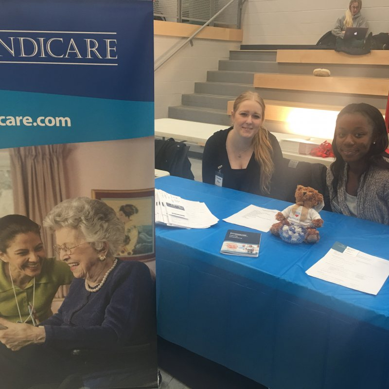Photo of Celebrating National Volunteer week at Extendicare Southwood Lakes and Tecumseh