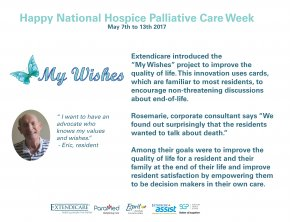 Happy National Palliative Care Week