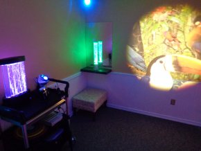 Wyndham Manor, an Extendicare Assist home has opened a new multi-sensory room for residents