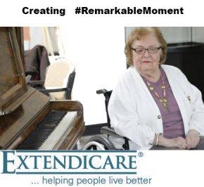 Creating #RemarkableMoment