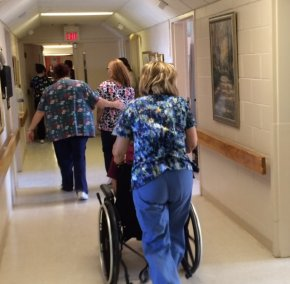 Resident Safety is Top Priority at Extendicare York.